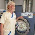 Wiedereröffnung Wäscherei Naunhof