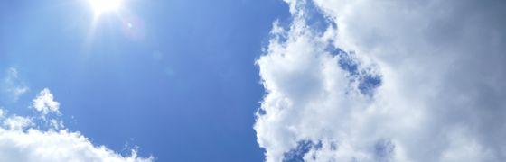 Himmel Banner