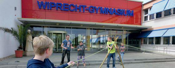 Banner Schulsozialarbeit Groitzsch